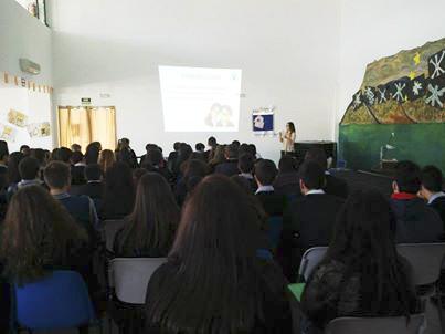 Charlas en el colegio British St George