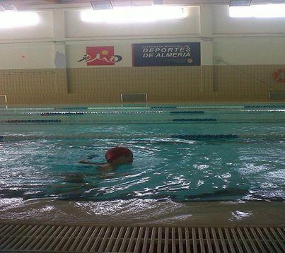 Programa de natación y autonomía personal