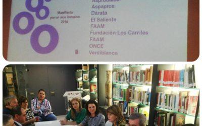 Dárata firma el manifiesto por el Ocio Inclusivo