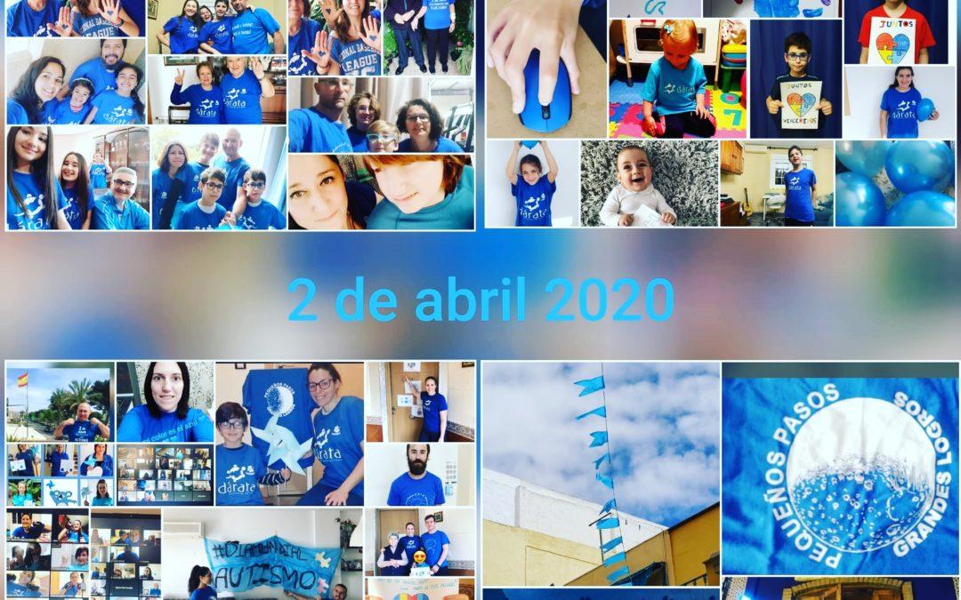 2 de abril Día Mundial sobre la concienciación del Autismo