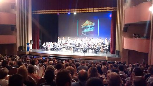 Concierto Solidario Musical Cinema a favor de Autismo Dárata