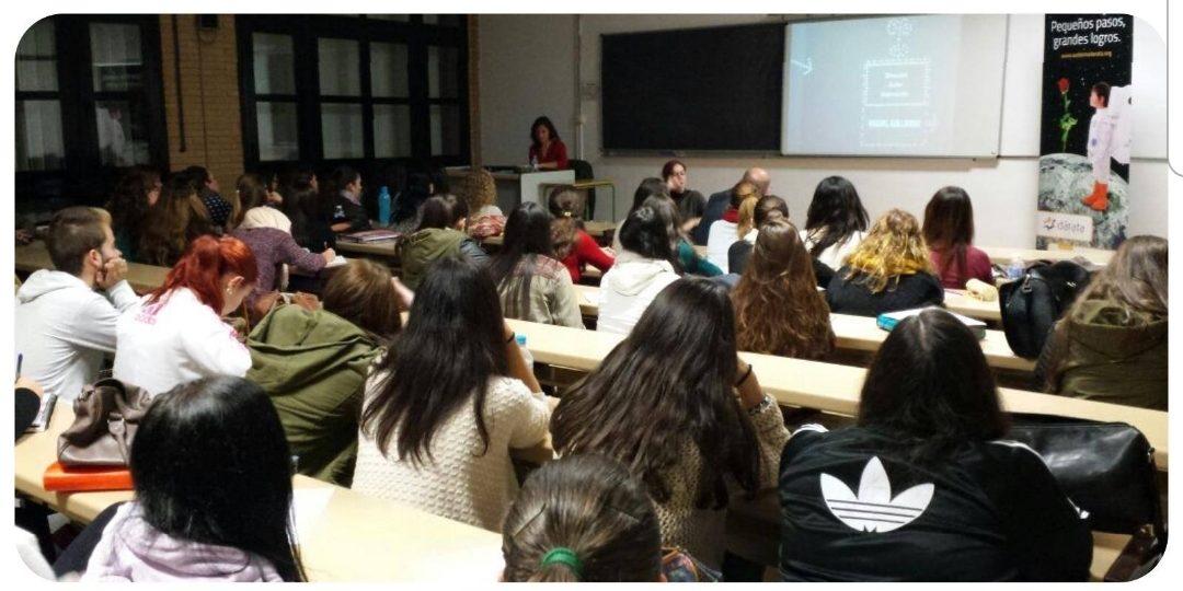 Jornada formativa en la Universidad