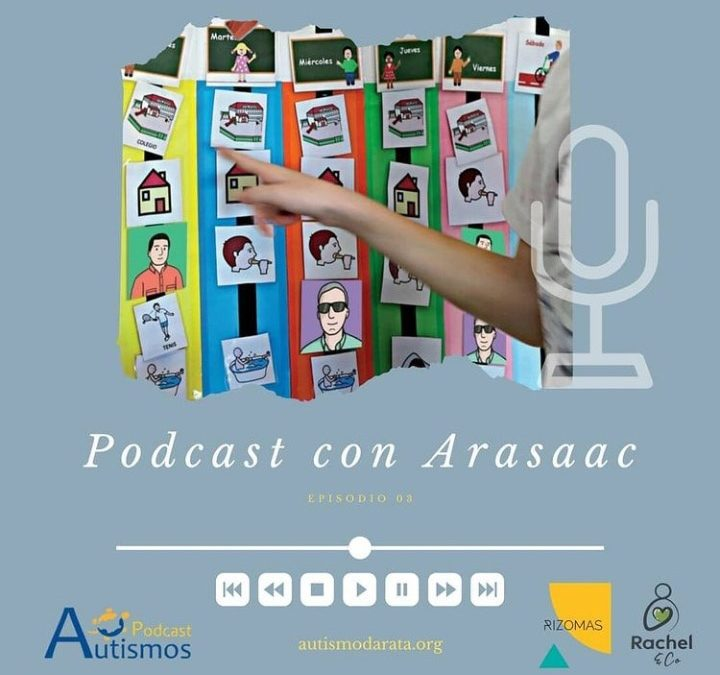 PODCAST – Episodio 3 – ARASAAC