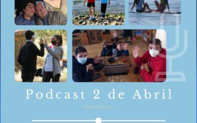 PODCAST – Episodio 4 – 2 de abril
